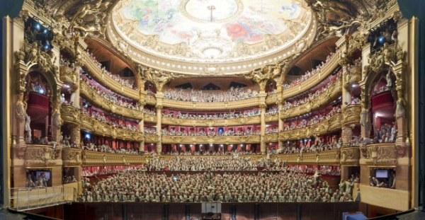 Opera Garnier 2014