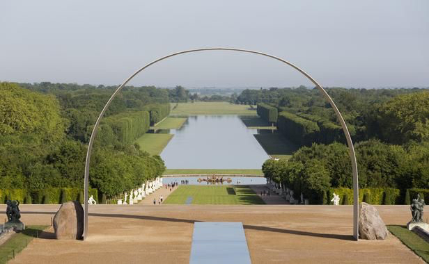 Versailles et l'art contemporain, Lee Ufan - copie