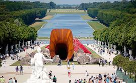 Versailles et l'art contemporain
