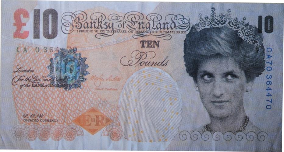 banksy of england