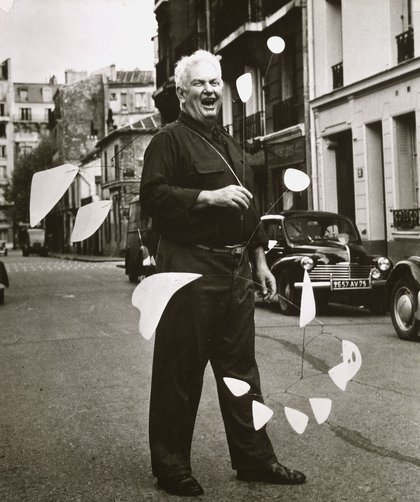 10 Things to Know About Alexander Calder