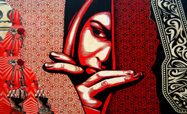 10 things to know about Shepard Fairey