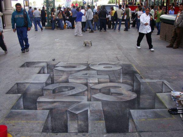 Méxican street painter Juandres Vera'bebeleche'- Mexico