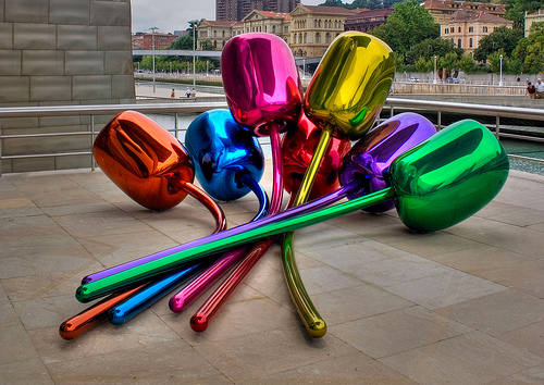 Jeff Koons, Master in the Art of Self-Promotion