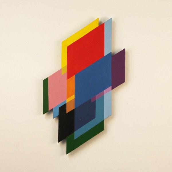 10 artistes qui explorent l 39 abstraction g om trique artsper for Abstraction geometrique