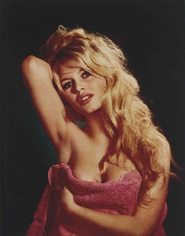 Brigitte Bardot, the Towel Session (1959)