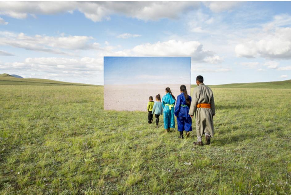 Crédits : Daesung Lee, gagnant du prix Voies Off 2016 pour sa série Futuristic archaeology