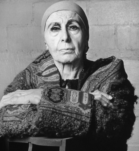 Mode Louise Nevelson
