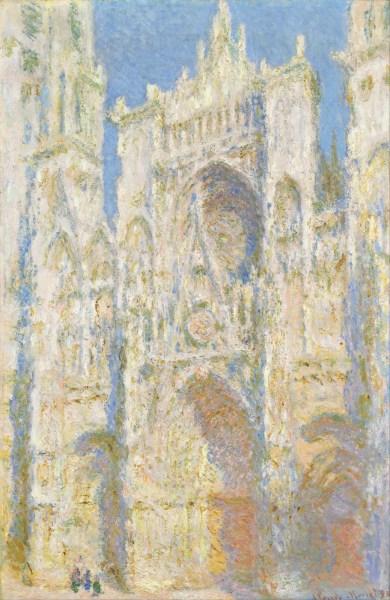 Claude Monet - Rouen Cathédrale, 1894