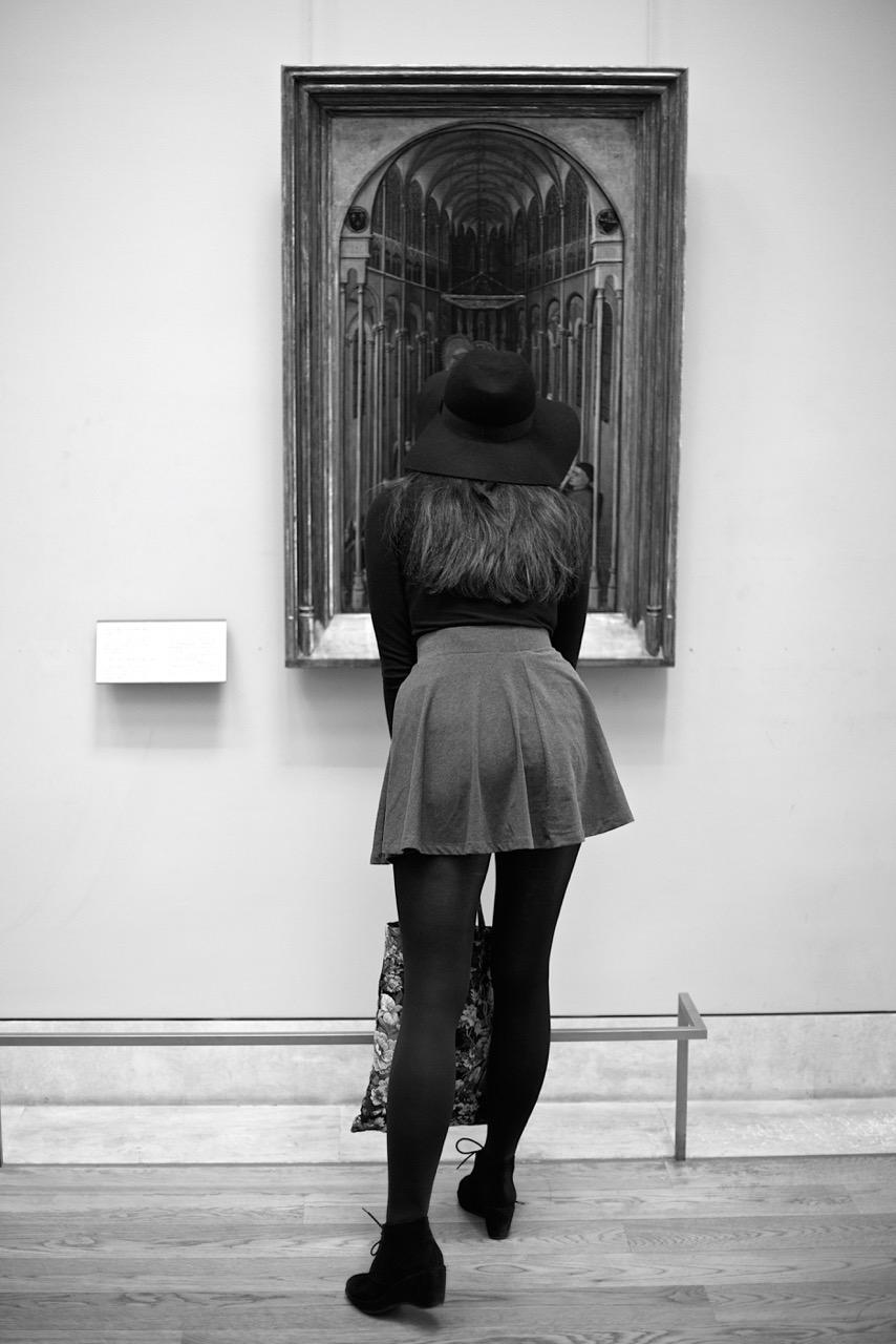Patrick Chelli, Le Louvre 2, 2015