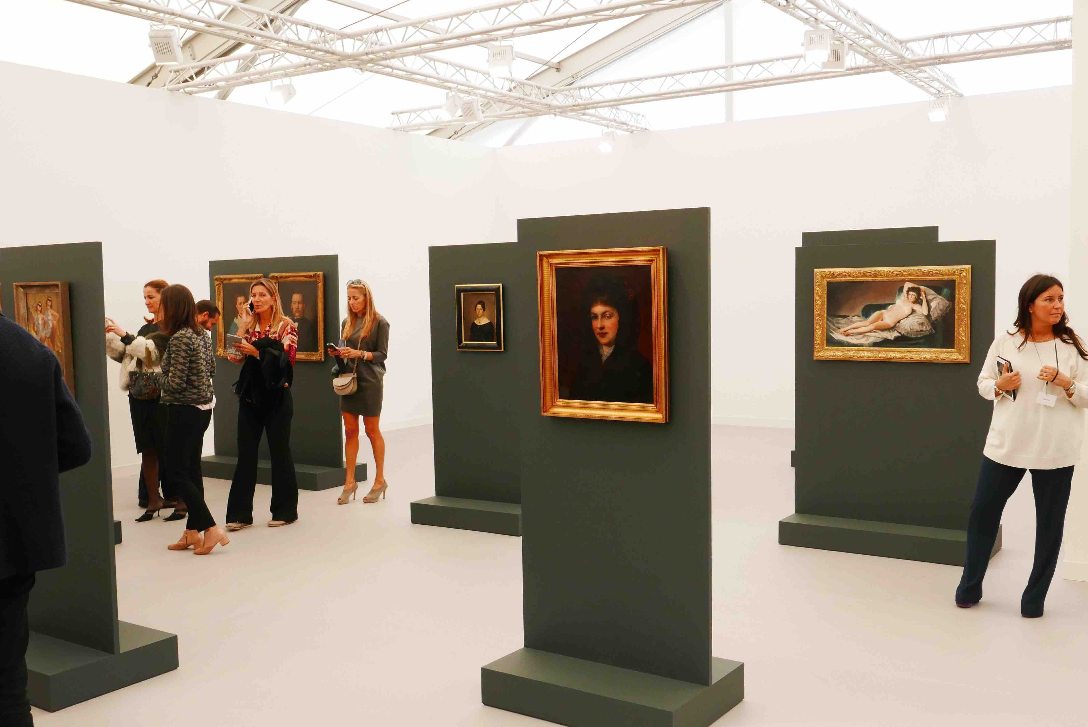Notre top 5 de la Frieze London 2016
