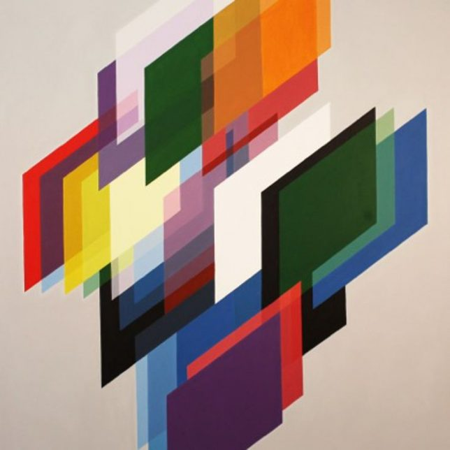 10 Artists who explore Geometric Abstraction