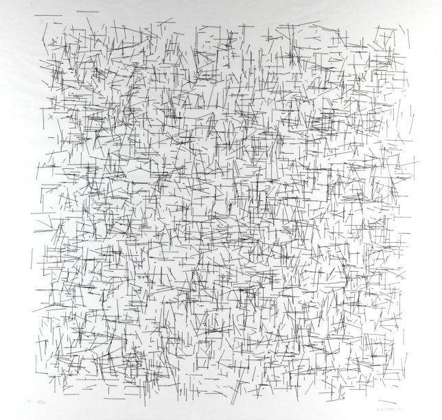 Molnar mondrian abstraction
