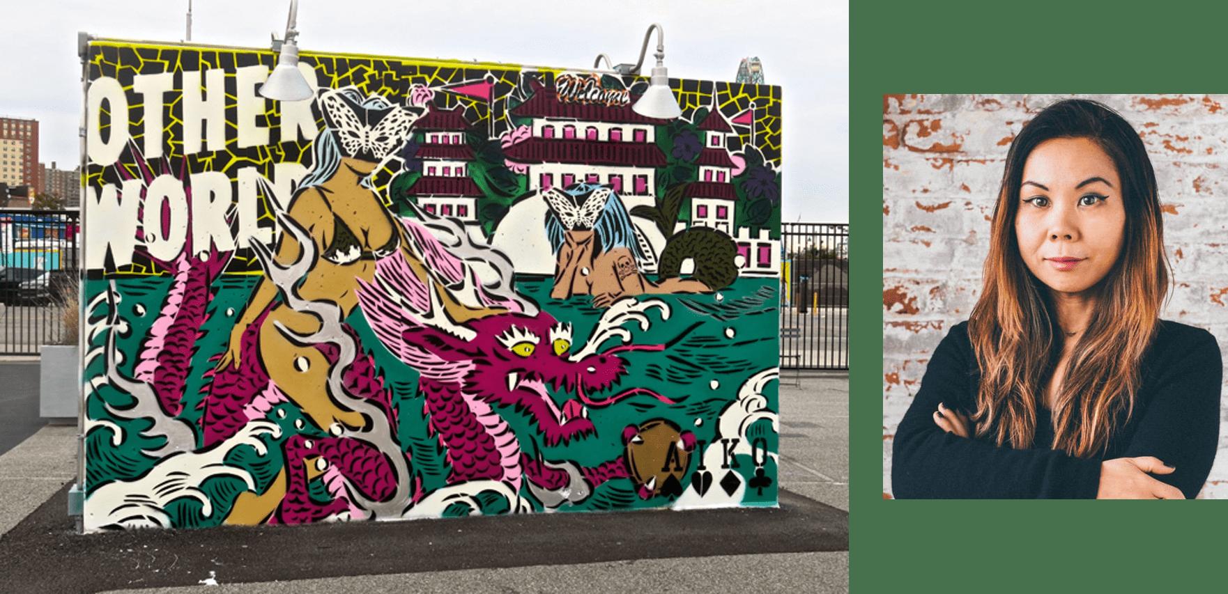 Lady Aiko-min, Feminist Artists