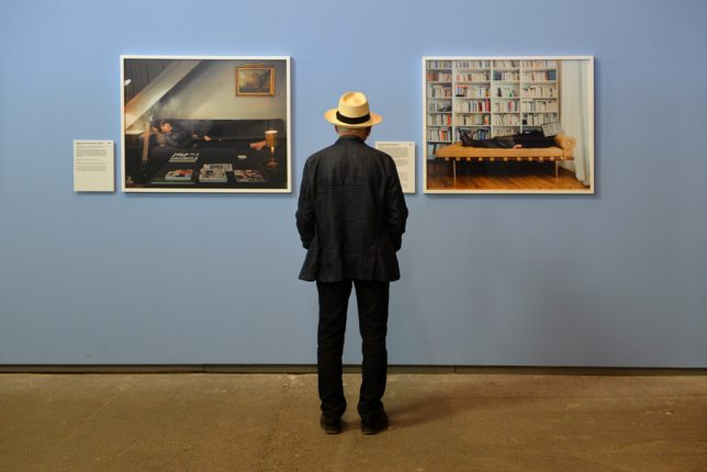 Thierry Bouët exhibition, 2015