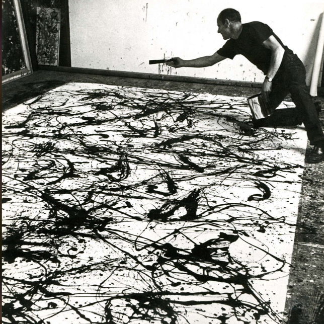 10 things to know about Jackson Pollock