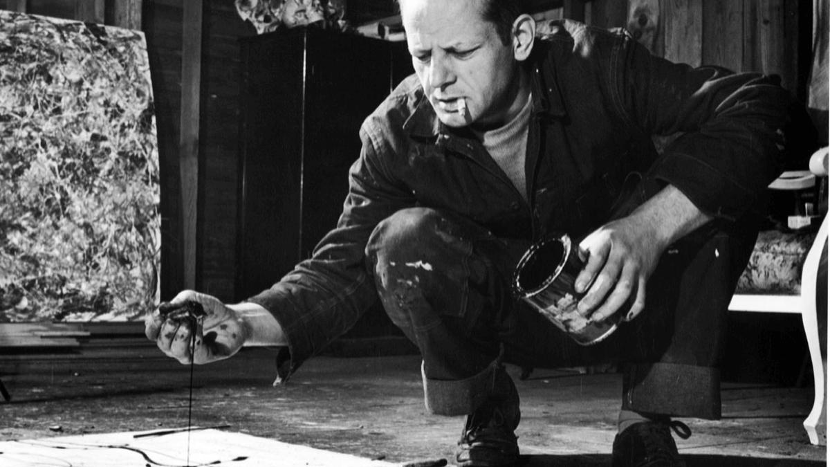 10 choses à savoir sur Jackson Pollock