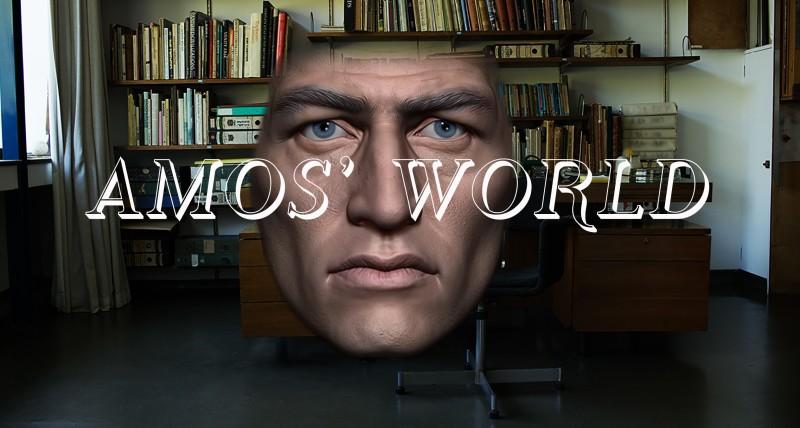 AMOS__WORLD Cecile B. evans