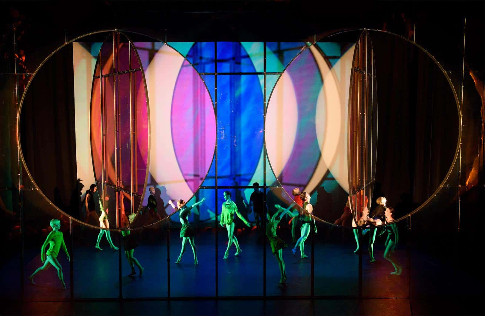 10 ballets at the boundary of dance and visual arts