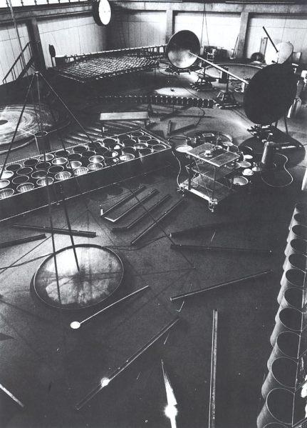 Instrumentarium pompidou