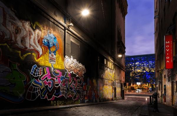 Street-Art Melbourne