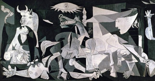 Pablo Picasso , Guernica