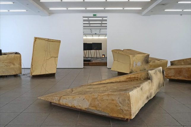 Joseph Beuys, 1977, Hamburger Bahnhof