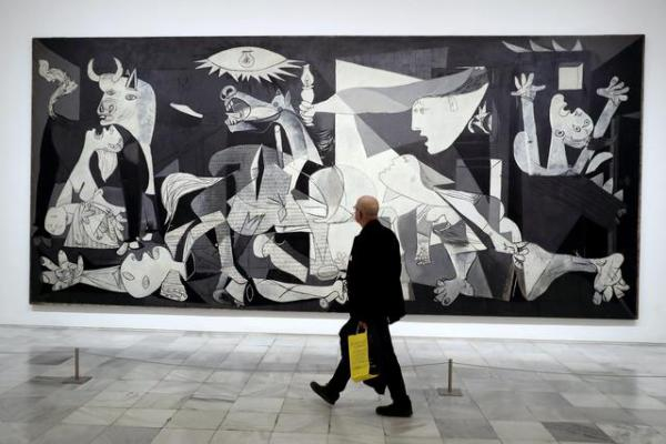 Pity and Terror. Picasso's Path to Guernica exhibit preview