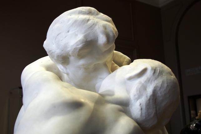 Auguste Rodin, Le Baiser, 1889
