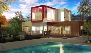 Archionline maison d'architecte