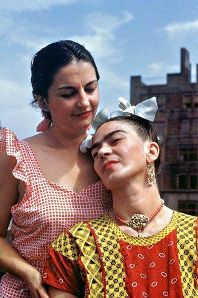 Frida and Cristina