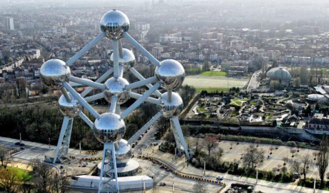 L'Atrium, Bruxelles