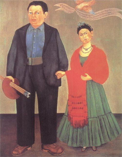 Diego and Frida