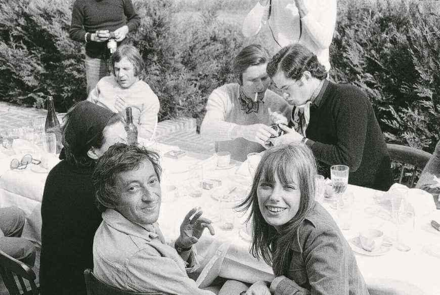 Serge et Jane Gainsbourg