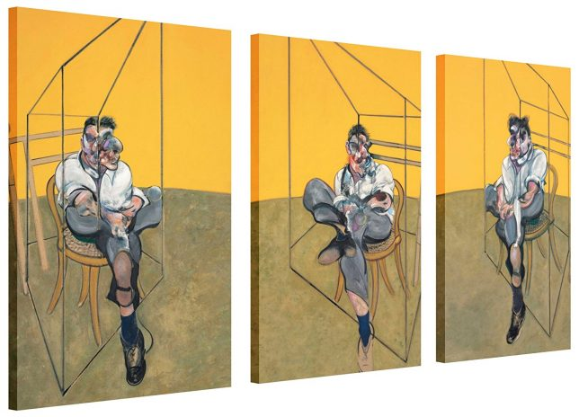 triptyque freud bacon diptyques