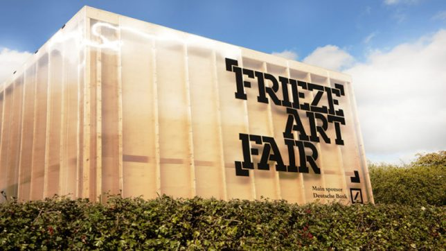 Art Fairs frieze london