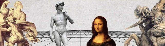 michelangelo leonard de vinci duel sculpture peinture