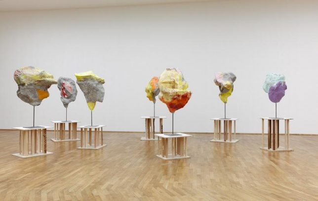 Franz West-Exposition