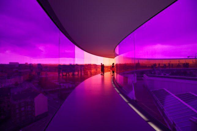 Olafur Eliasson, Your Rainbow Panorama (2011)