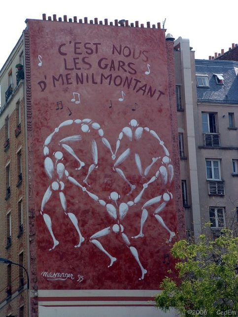 Jérôme Mesnager - Ménilmontant (1995)