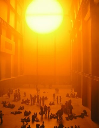 Olafur Eliasson, The Weather Project (2003)