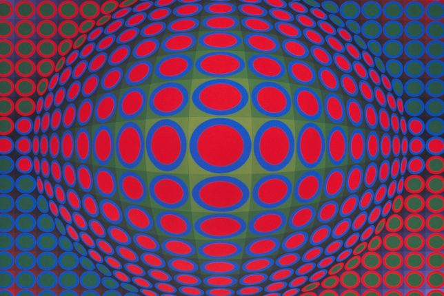 Oeuvre Vega, Victor Vasarely