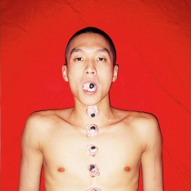 Ren Hang homme