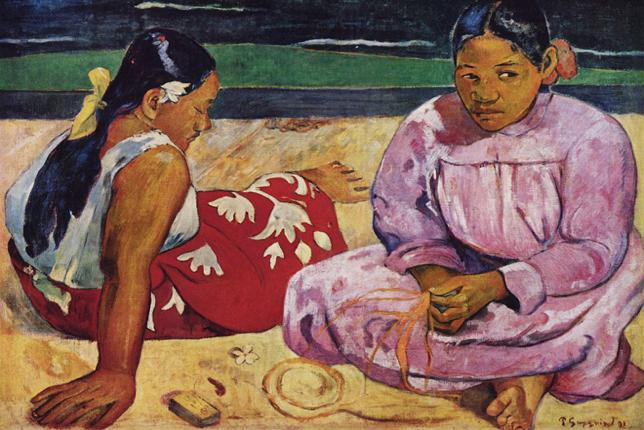 Gauguin impressionisme tahiti
