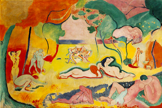 Henri Matisse La joie de vivre (The Joy of Life)