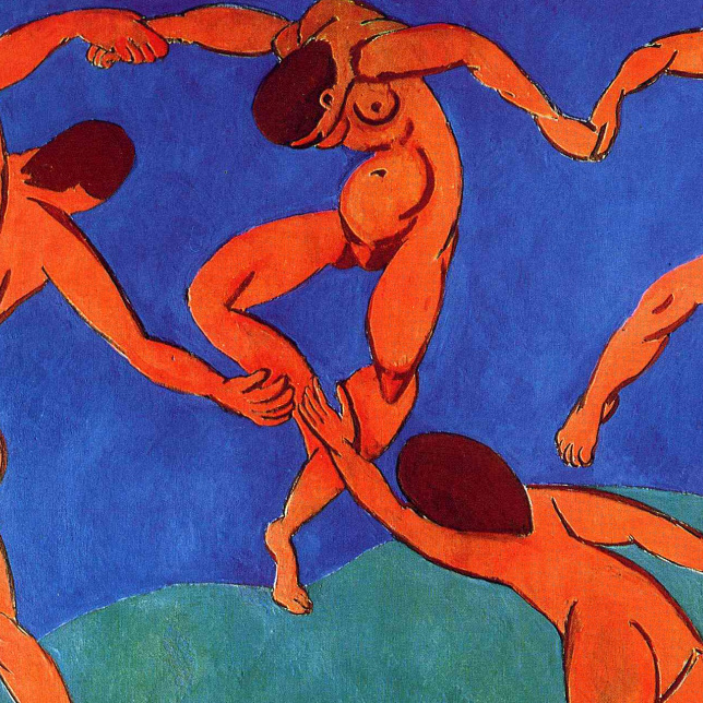 Art analysis: Dance by Henri Matisse