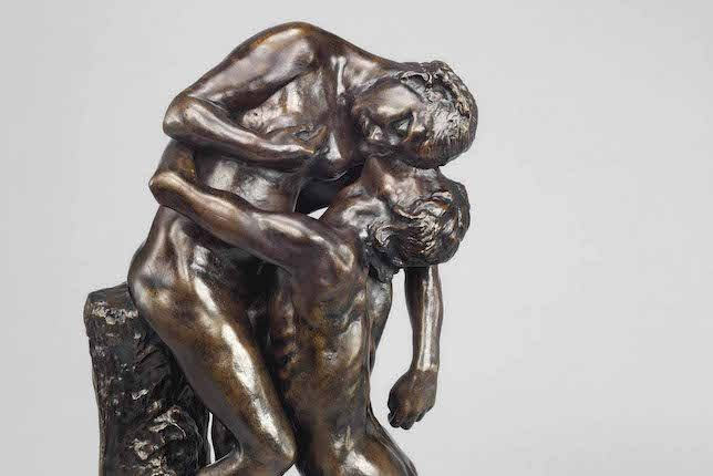 Camille Claudel - The Abandonment (1905)