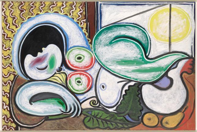 Pablo Picasso Nu couché