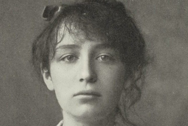 Portait de Camille Claudel