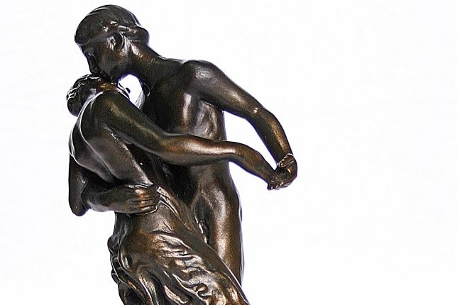 Camille Claudel The Waltz